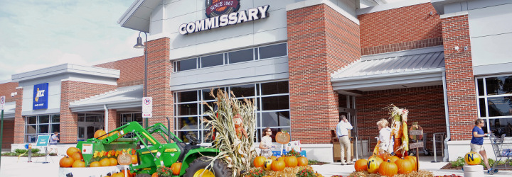 Show support for commissary and exchange privilege legislation